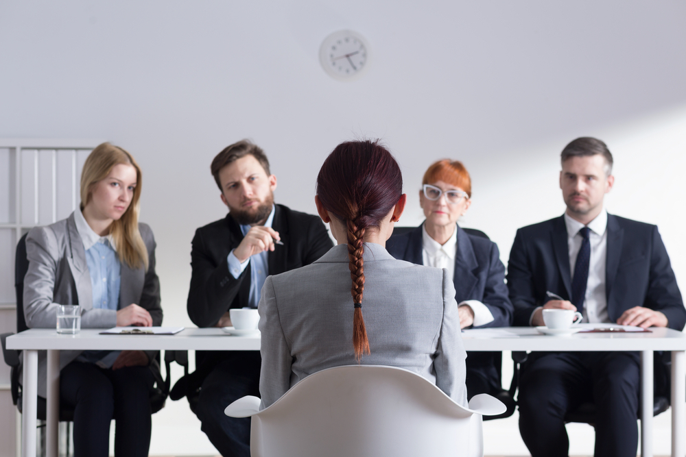 Job interview the top 10 questions
